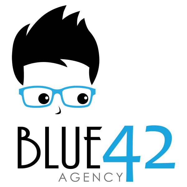 Blue 42 Agency Logo