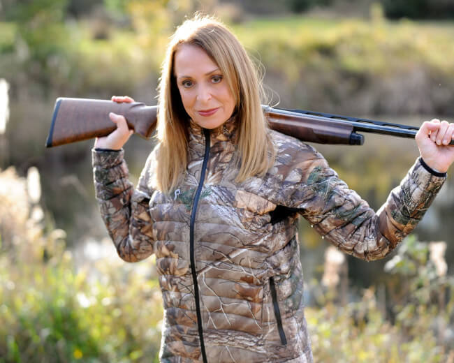 Camo 365- Girls Who Like to Hunt and Fish