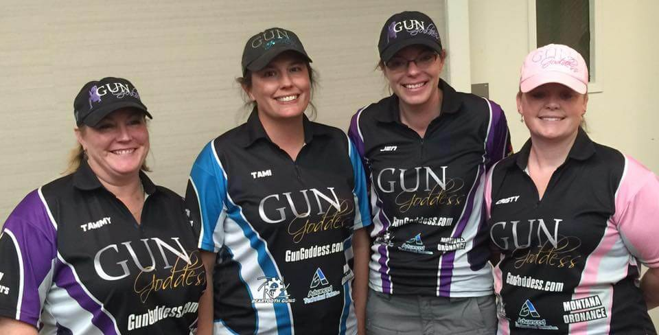GYRLS - Greater Yellowstone Reigning Lady Shooters